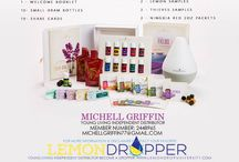 YL Essential Oils / by Michell Griffin