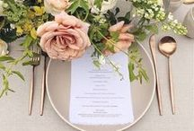 Tablescapes / by Beau & Arrow Events