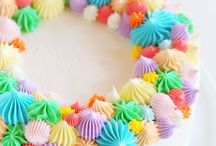 COOK- Cake & Icing Recipes / Delicious Recipes & Gorgeous Cakes!