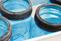 CREATE- Mason Jars Crafts, Recipes & Ideas / Everything's Better in a Mason Jar!