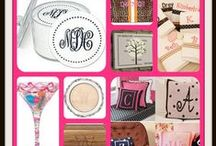 Pins FromThe Pink Monogram Fans / Here is the perfect place to add your items that you have bought from The Pink Monogram. Add your pins here so we can all see!