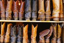 Got to love me some Boots and Shoes! / I love Boots! Do not even ask how many pairs I have!