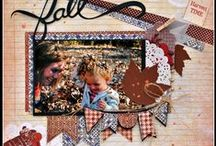 Scrapbooking Layouts / by Linda M. (Harvey) Nelson