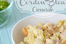 COOK- Casseroles / Comfort Food at It's Finest