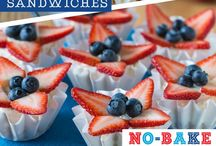 ***HOLIDAYS- Fourth of July / Patriotic Crafts, Recipes, Decor & Activites!