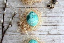 HOLIDAYS- Easter / Easter Decor Ideas, Recipes, Treats & More!
