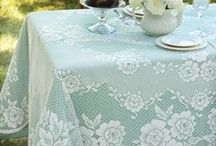 HOME- Tablescapes / So much more than a table