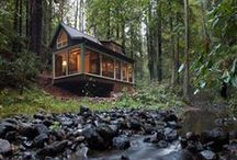 Alternative Housing Designs / Conversions, Tree Houses, Houses of Mud, Tiny Houses + More