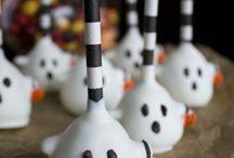 HOLIDAYS- Halloween / Halloween Decor, Treats, Party Ideas & Recipes!