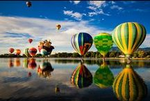 Balloons of all kinds / by Barbara Tharp