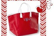 Valentine's Day / Special monogram ideas for your sweetie.