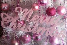 Christmas...Pink / by Barbara Tharp