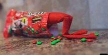 HOLIDAYS- Elf on the Shelf / Tons of Elf on the Shelf Ideas!