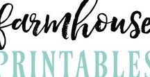 CREATE- Printables & Fonts / Free Printables & Fonts