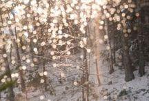 Snow  / by Oscar Wilde