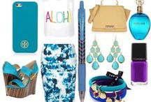 Turquoise G2 Look Book