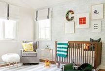 Best Baby Rooms / Baby Room Inspiration | Baby Room Ideas | Nursery Inspiration | The Best Baby Rooms