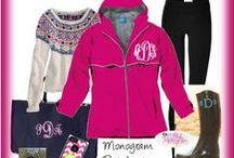 The Pink Monogram Loves Polyvore / We use Polyvore to help us display our monogrammed items. Follow The Pink Monogram on Polyvore to see more.