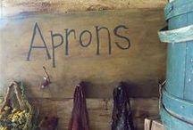 Aprons / by Barbara Tharp