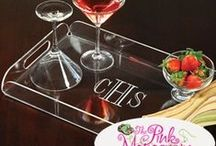 Monogrammed Gifts / Need some ideas for a monogrammed gift. We add new styles to this board all the time.