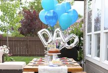 ***HOLIDAYS- Father's Day / Great Ideas, Recipes & Gifts for Dad!