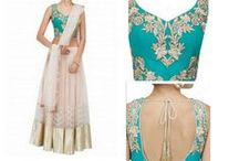 Indian Outfits / Ideas for Indian outfits for every Indian event: Sarees, Anarkali Suits and Dress, Lenghas.....