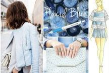 Placid Blue Look Book