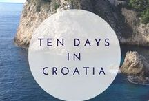 Croatia Travel / All the best of Croatia Travel, including Croatia Travel Itineraries, Croatia Accommodation options, Croatia Travel Guides, Croatia Travel Inspiration and more