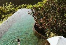 Best Pools Around the World / Beautiful swimming pools around the world to inspire your wanderlust