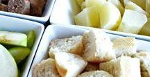 COOK- Fondue Recipes / Yummy Fondue Recipes!