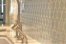 Backsplash & Wall Tiles / by Barbara Tharp