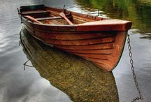 Boats, Canoes & Ships / by Barbara Tharp