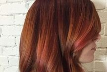 Reds / Red haircolor inspiration