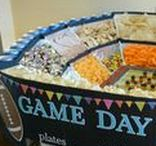 CELEBRATE- Football Party Ideas / Food, Decor & Tailgating!