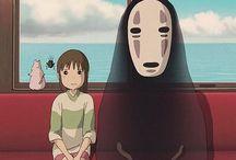 Ghibli / I found that the Ghibli films litterelly changed my life. I owe Ghibli studio's more than could ever repay.  Thank you Ghibli