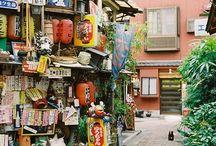 JAPANs hidden corners / Interesting beautiful places in JAPAN