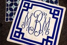 Jane Wilner Designs Monogrammed Linens / For over 30 years, Jane Wilner Designs has been making timeless, custom linens from the most luxurious fabrics.  Our linens have graced the homes of customers around the globe and have been featured in various well-known design publications.   We offer beautiful Monogrammed linens by Jane Wilner Designs.