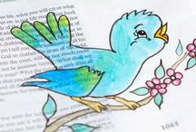 CREATE-Bible Journaling / Bible Journaling Inspiration