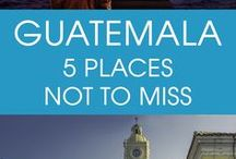Central America Travel / All the best of Central America Travel to help you plan your trip in Central America, including Central America Itineraries, Central America Travel Tips, Central America Travel Guides, Where to Stay in Central America and Central America Travel Inspiration