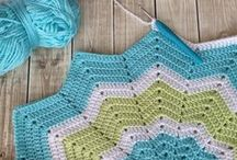 I can crochet and knit