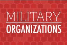 Military Organizations / Here you will find organizations that provide information and support for Veterans, Military Service Members, and their families. / by Veterans United