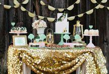 Desserts' tables