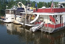 Houseboats / by Michael Gass