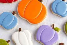 Holydays' sweets