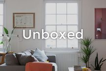Unboxed | made.com / Unboxed is the place to see how our customer style their MADE furniture. Click on a picture to step inside. Have a look around and make yourself at home: made.com/unboxed