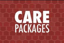 Care Packages / Here you can find tips for Care Packages that will give your far-off loved one a taste of home. Find out what to pack, how to pack, and how to maneuver around the rules of mailing packages. Let us know what has worked for you, and what you find inspiring and helpful! / by Veterans United