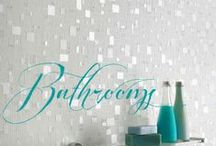 Bathrooms / by Melissa Laviolette