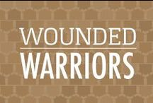 Wounded Warriors / We want to honor our soldiers that have given so much for our country.  Resources and information to help our Wounded Warriors can be found here. / by Veterans United