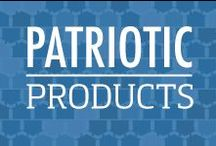 Patriotic Products / From Americana style to useful military gifts, this board has all the resources you need to show off your patriotic pride.  / by Veterans United