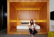 Small & chic bedrooms / by andrea cruz